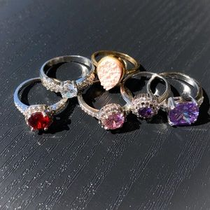 Jewelry - Mystery Ring/ Earrings /Cartilage cuff
